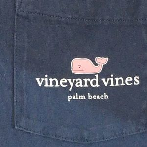 Vineyard & Vines PB Cotton Tee Uni Sex? XSM